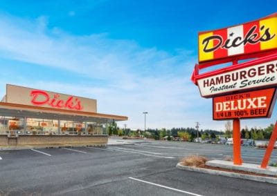 Dick's Drive-In – Kent